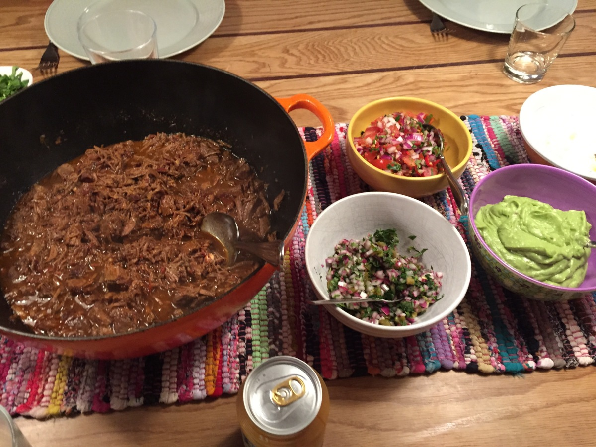 Texas chili på älg